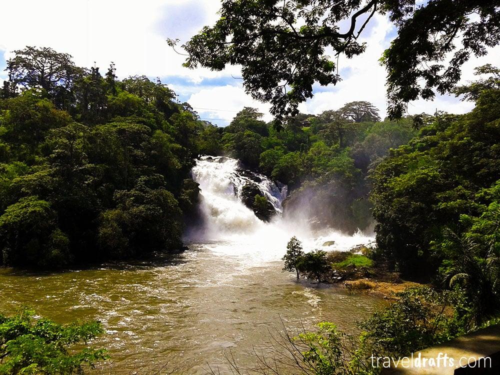 Top Travel Destinations to visit in Angola - The Binga Falls