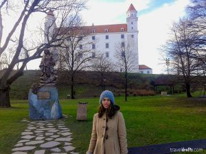 Points of interest in Bratislava