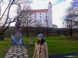 Points of interest in Bratislava
