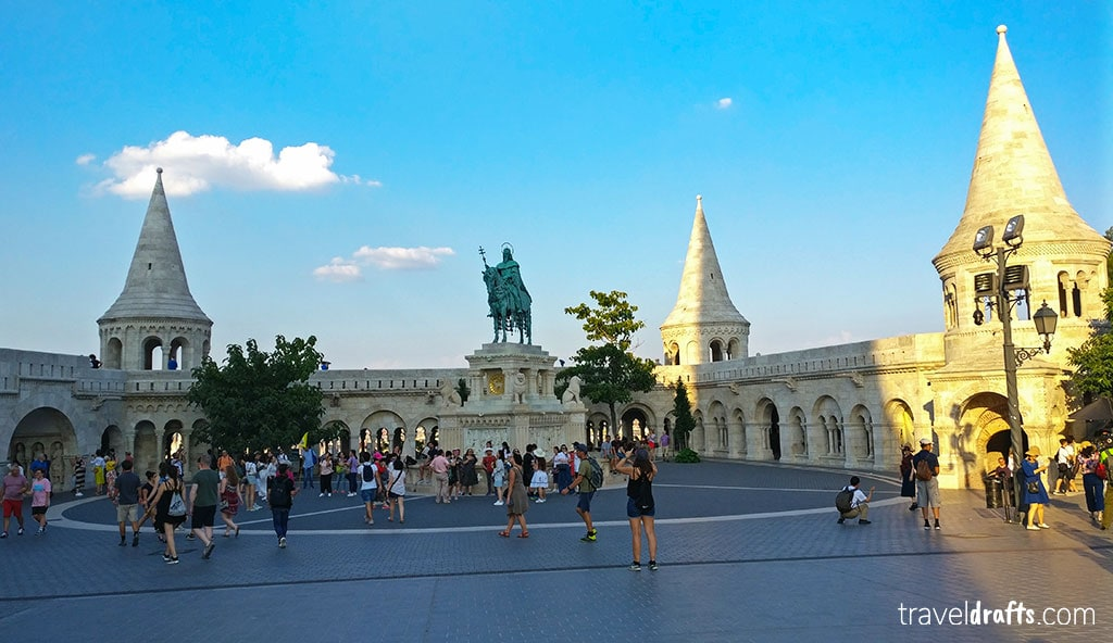 What to do in Budapest or Vienna