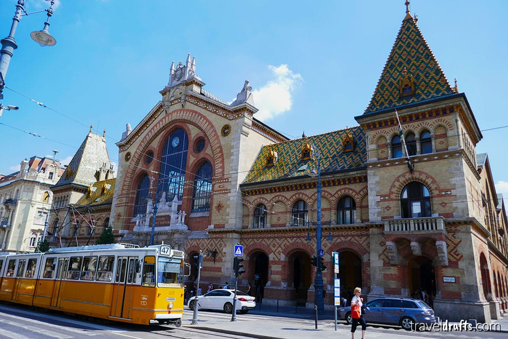 Great Market Budapest 21 fun things to do in Budapest in 3 Days
