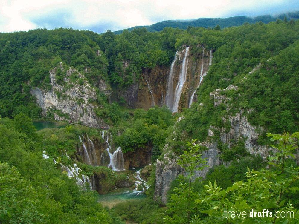 natural landmarks in Croatia