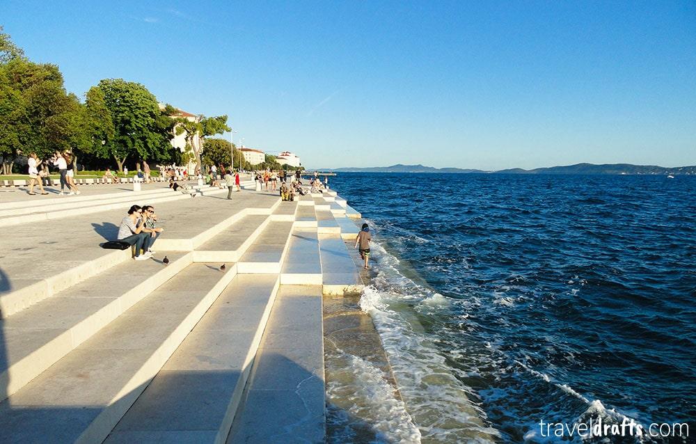 Croatia's famous landmarks