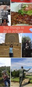 joburg Top things to do in the Joburg area
