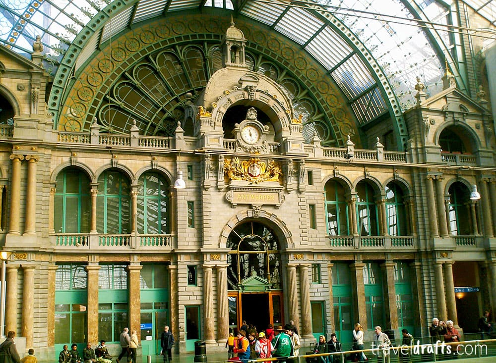 Visit Antwerp  Belgium Guide