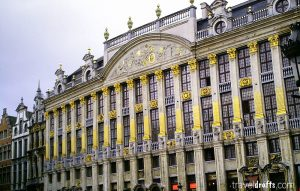 Top attractions of Bruxells