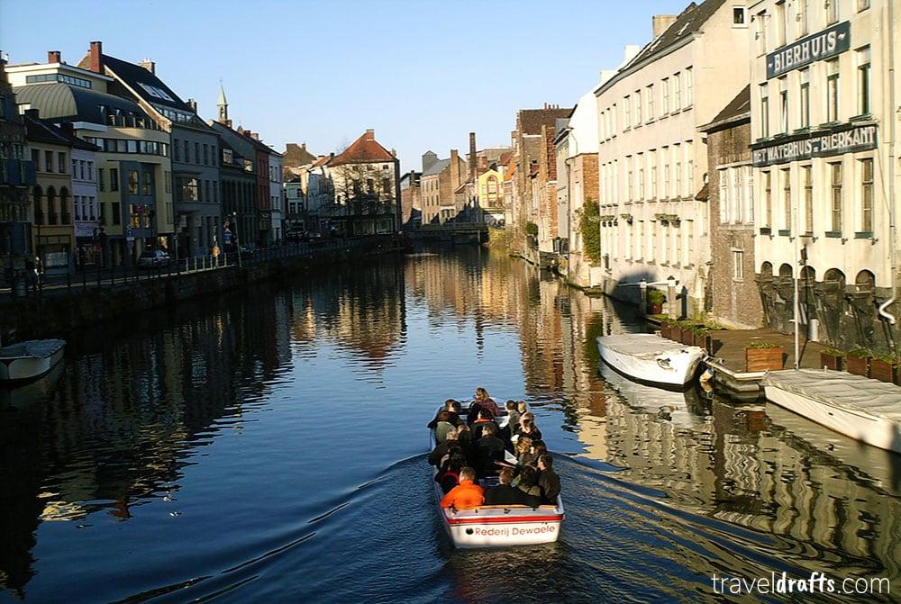 Guia Viagem Belgica