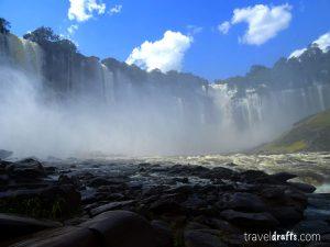 waterfalls of Kalandula Angola Bucket list for 2016