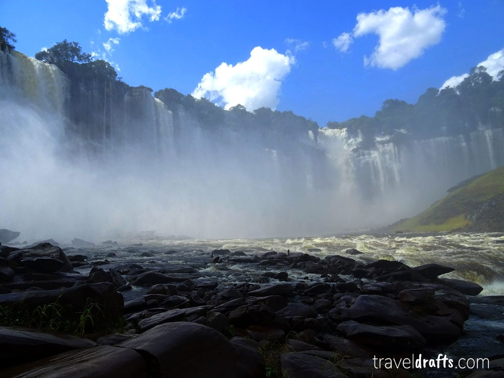 Things to do in Kalandula Falls