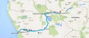 Overland Safari Itinerary