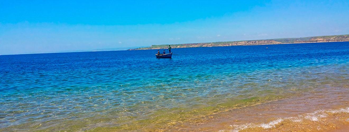 Melhores praias de Angola