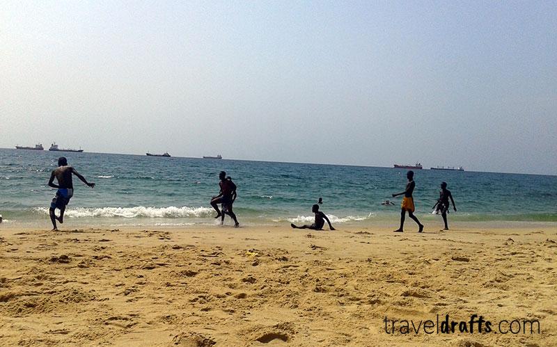 trabalho Angola expatriados