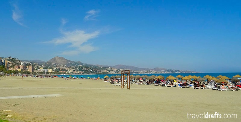 Best Beaches in Malaga