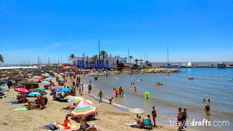Best Beaches in Marbella - spanish riviera