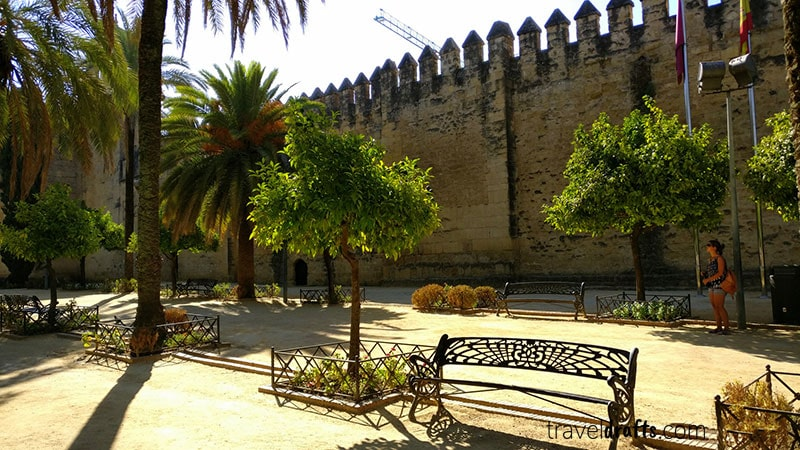 One day in Cordoba Spain
