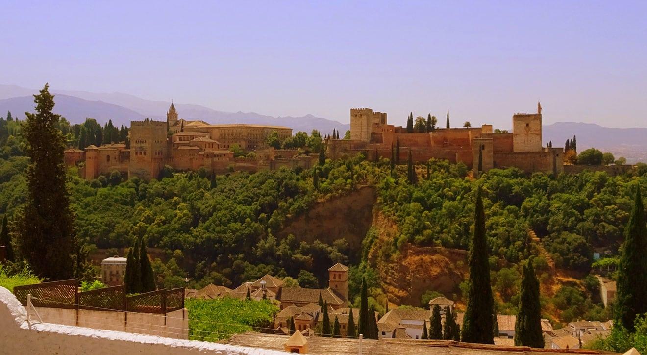 itinerario andalucia
