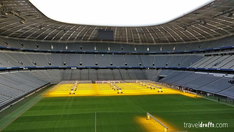 Allianz Arena Tour