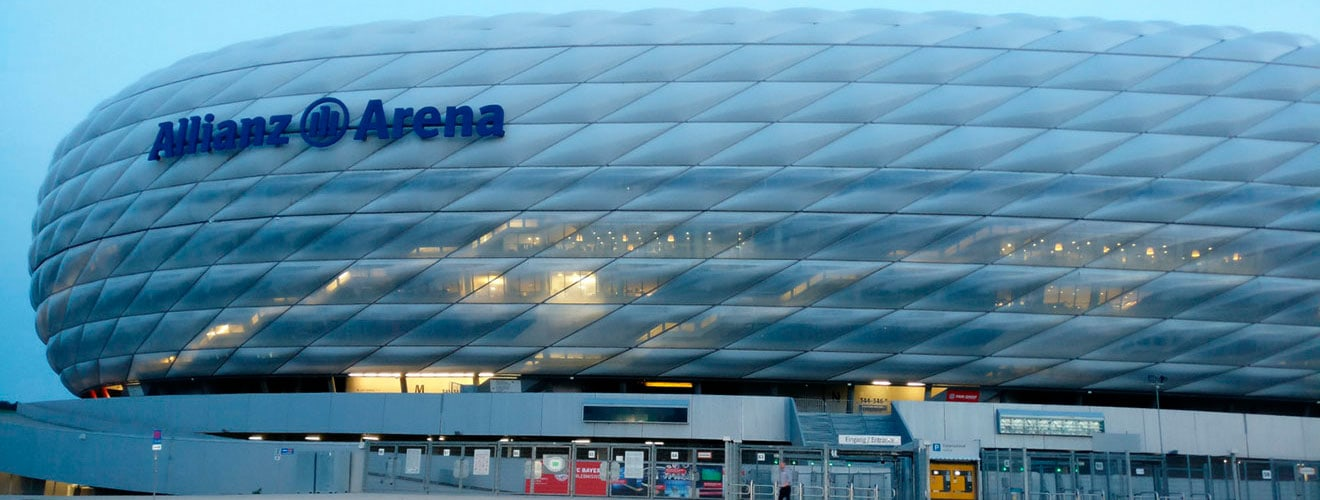Visit Allianz Arena Munich