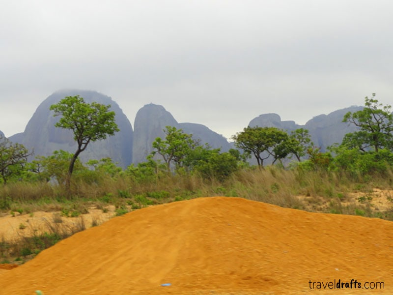 What to do in Angola? go to Malanje