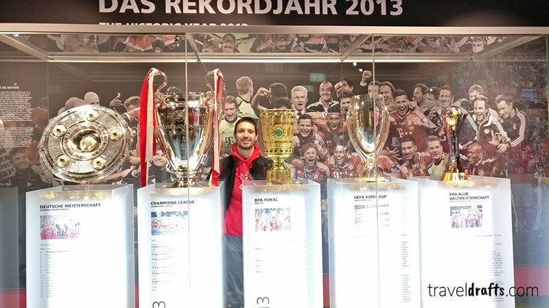 FC Bayern Munich Museum