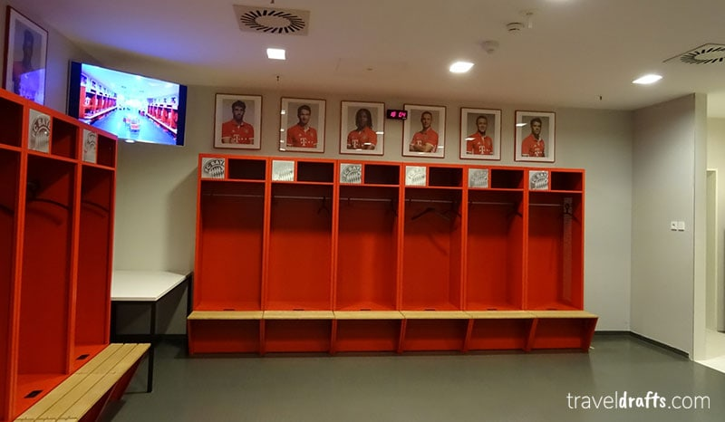 How to do an Allianz Arena Tour