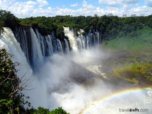 Kalandula Falls, Malanje