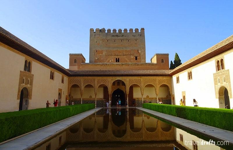 Where to go in Granada