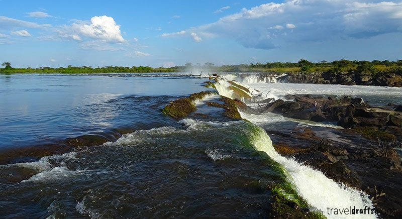Rapids of River Kwanza - things to do in Malanje