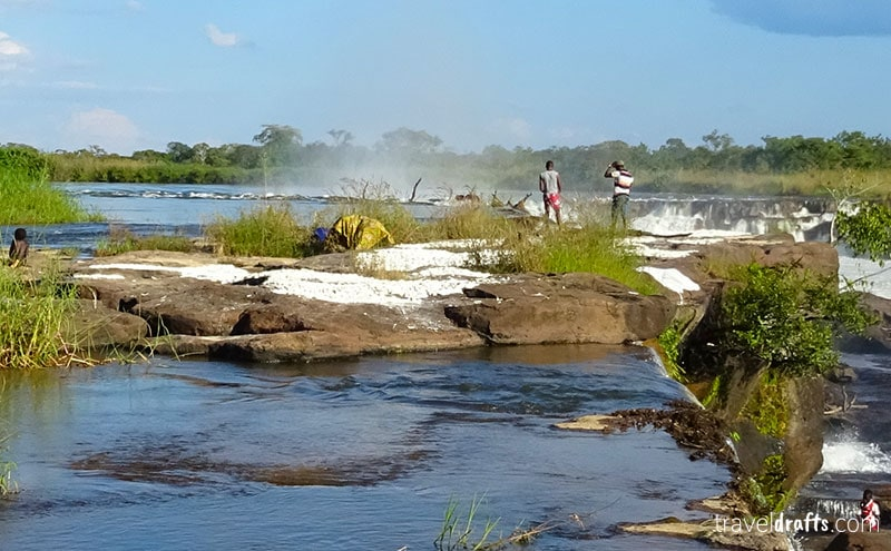Rapids of River Kwanza - things to do to Malanje