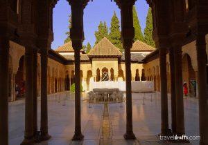 UNESCO World Heritage site Alhambra