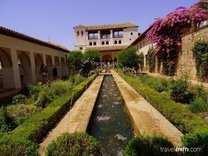 Visit Generalife, Alhambra