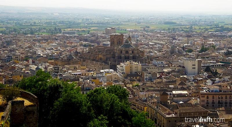 O que fazer em Granada?