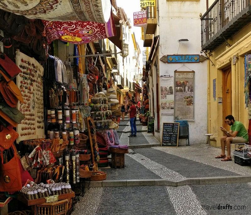 Granada o que visitar?