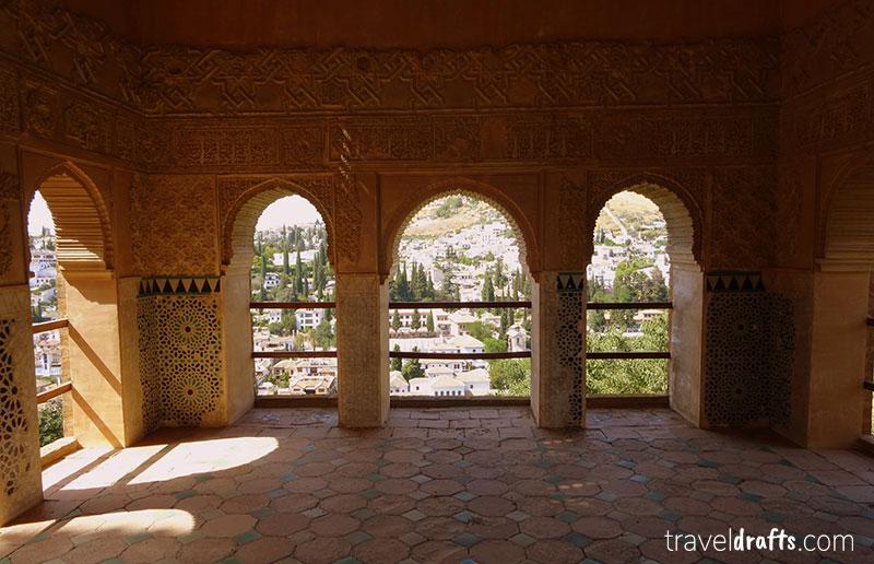 O que visitar em Granada?