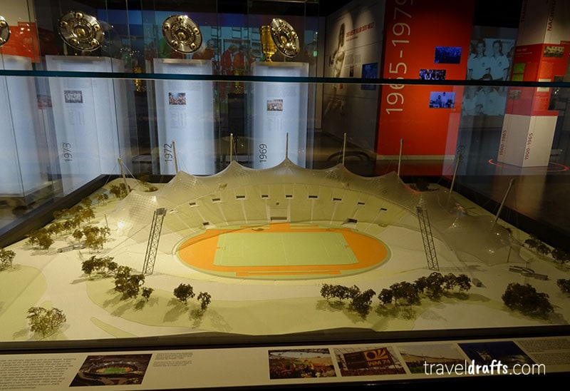 how to visit Bayern Munich Museum
