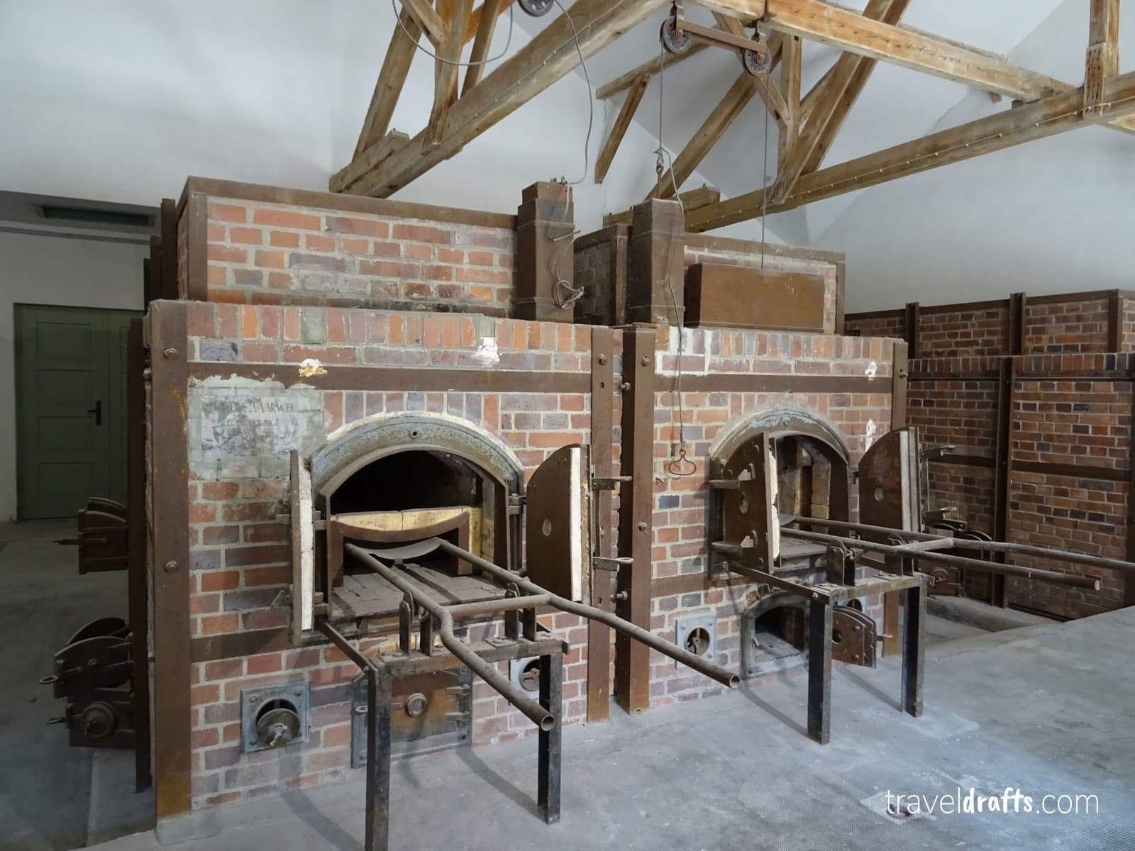 Razões para visitar o campo de concentração de Dachau
