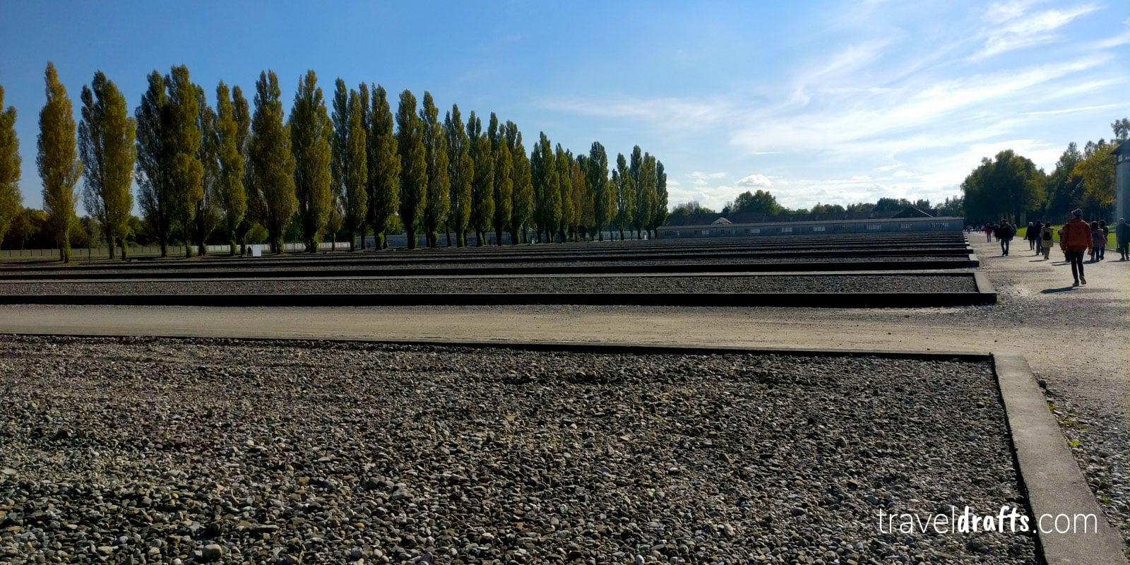 Tour oficial do campo de concentração de Dachau