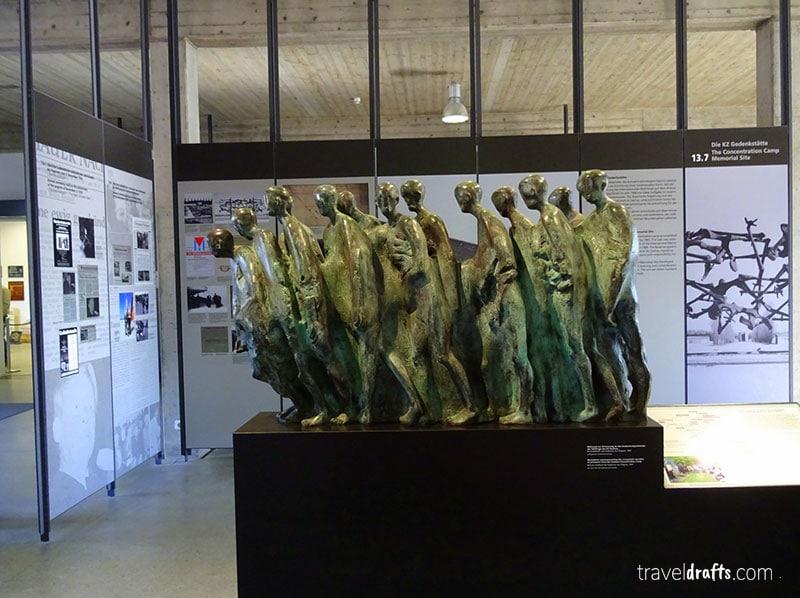 Visiting Dachau Concentration Camp Memorial Site