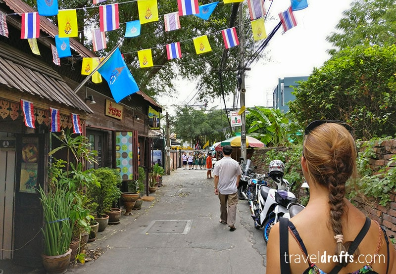 best things to do in Bangkok in 4 days