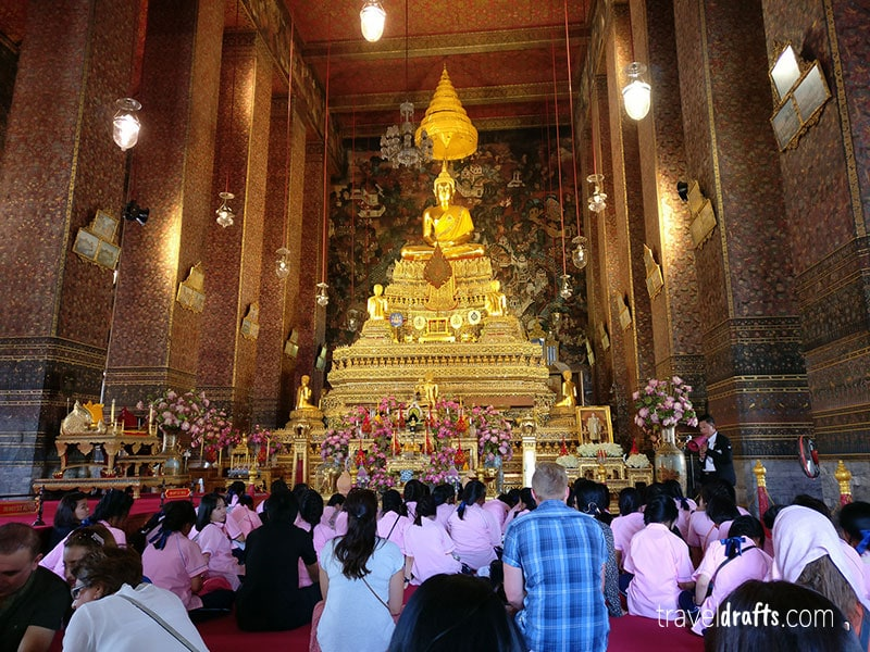 things to do in bangkok in 4 days