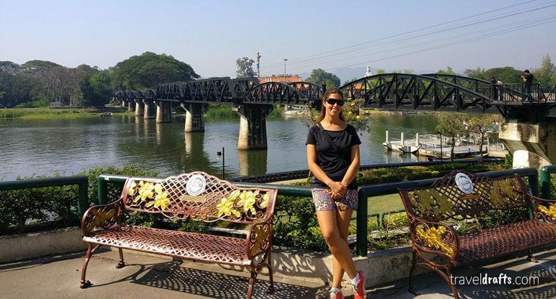 Bridge on the Kwai (Khwae Yai) River - What to do in Kanchanaburi