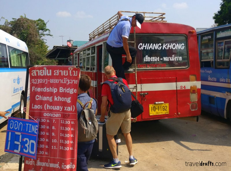 What to know about transports in Thailand