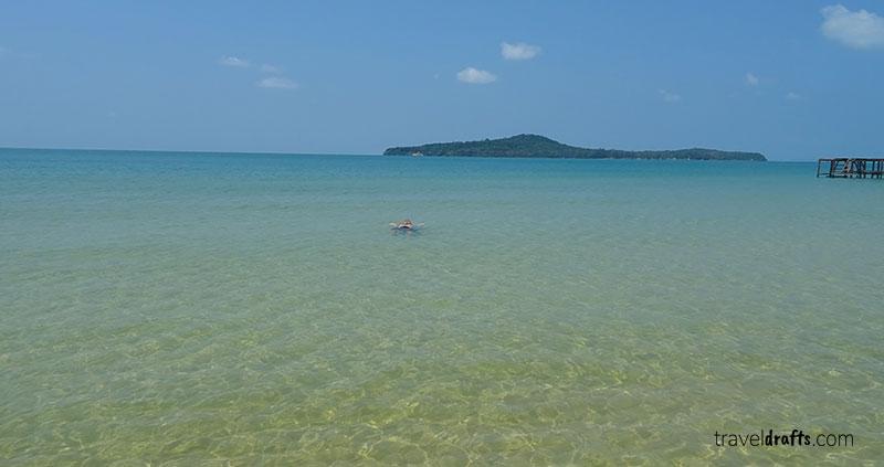 Best Island of Cambodia Kho Ta Kiev