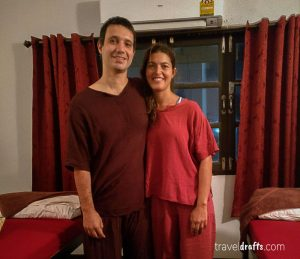 How to do a Thai Massage in Chiang Mai