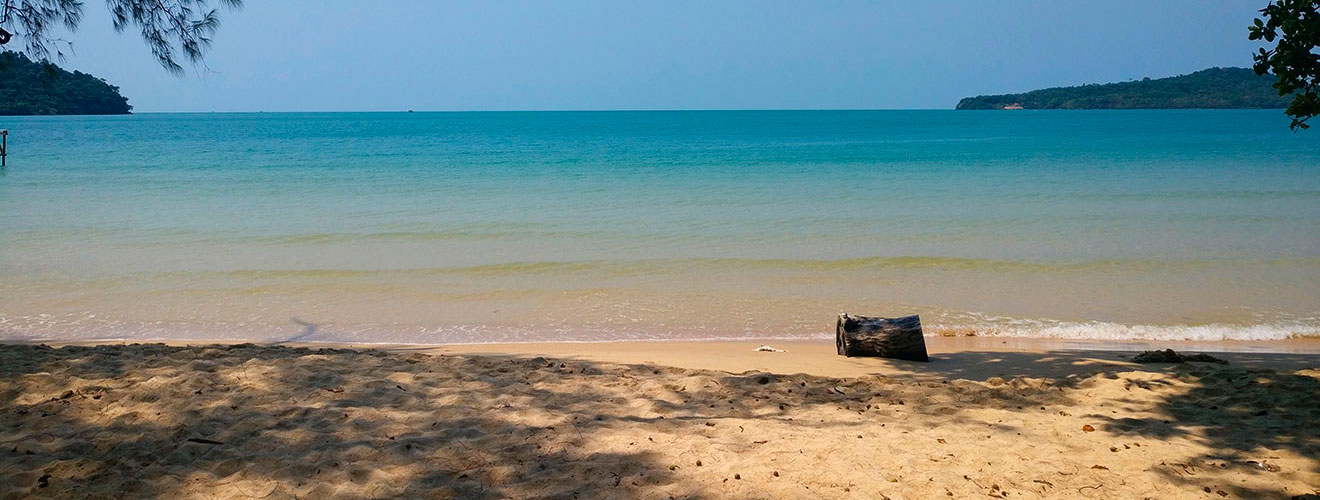 Best Beaches of Cambodia