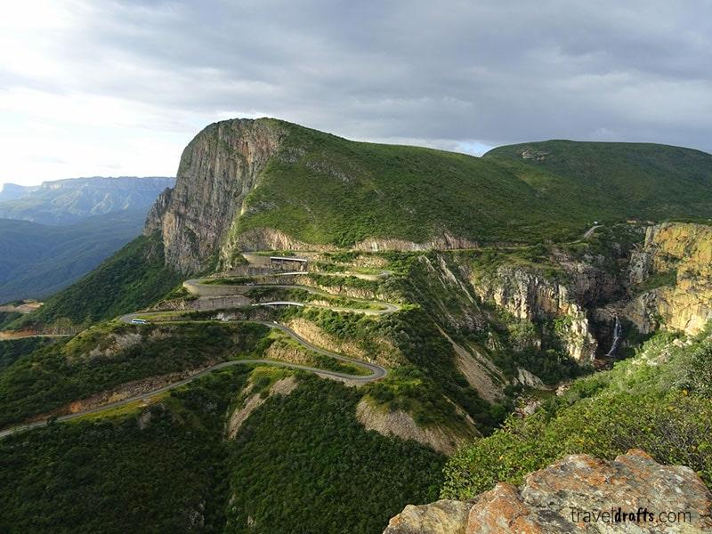 Travel Angola - Serra da Leba
