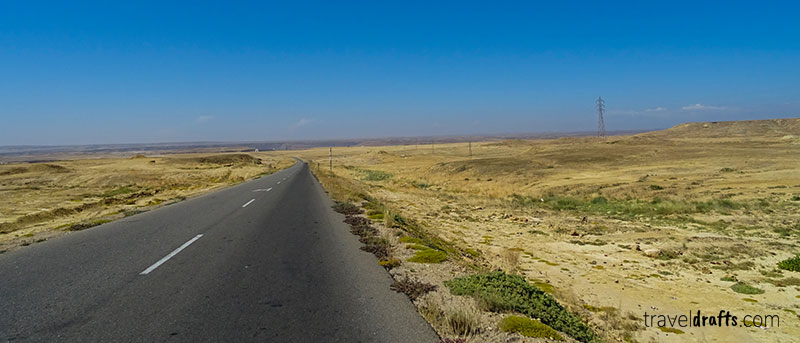 Things to do in Angola - go to the Namib Desert