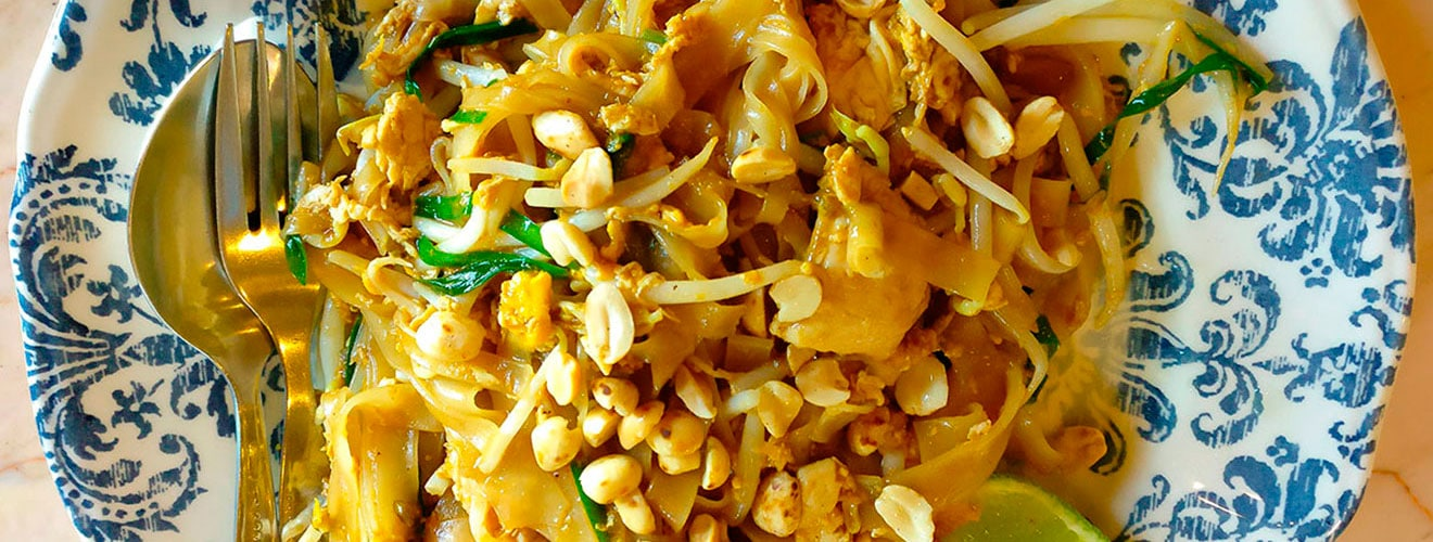 How to do Pad Thai