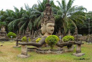 Top attractions of Laos