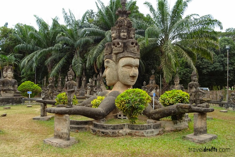 Laos fun facts - Top attractions of Laos